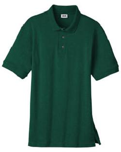 Anvil 4600B  Youth 50/50 Stain Release Sport Shirt