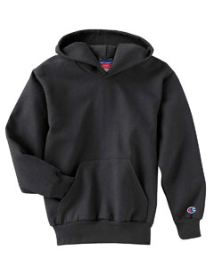 Champion CY40C  Youth 9 oz., 50/50 Fleece Hoodie