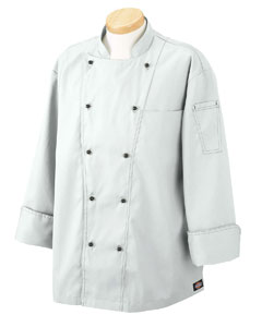 Dickies Chef C070302  Men's Executive Chef Coat