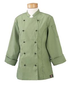 Dickies Chef C070308  Women's Executive Chef Coat