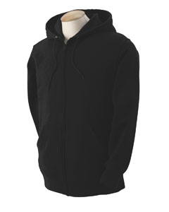 Fruit of the Loom 16230R  Best full-zipped hooded sweatshirt
