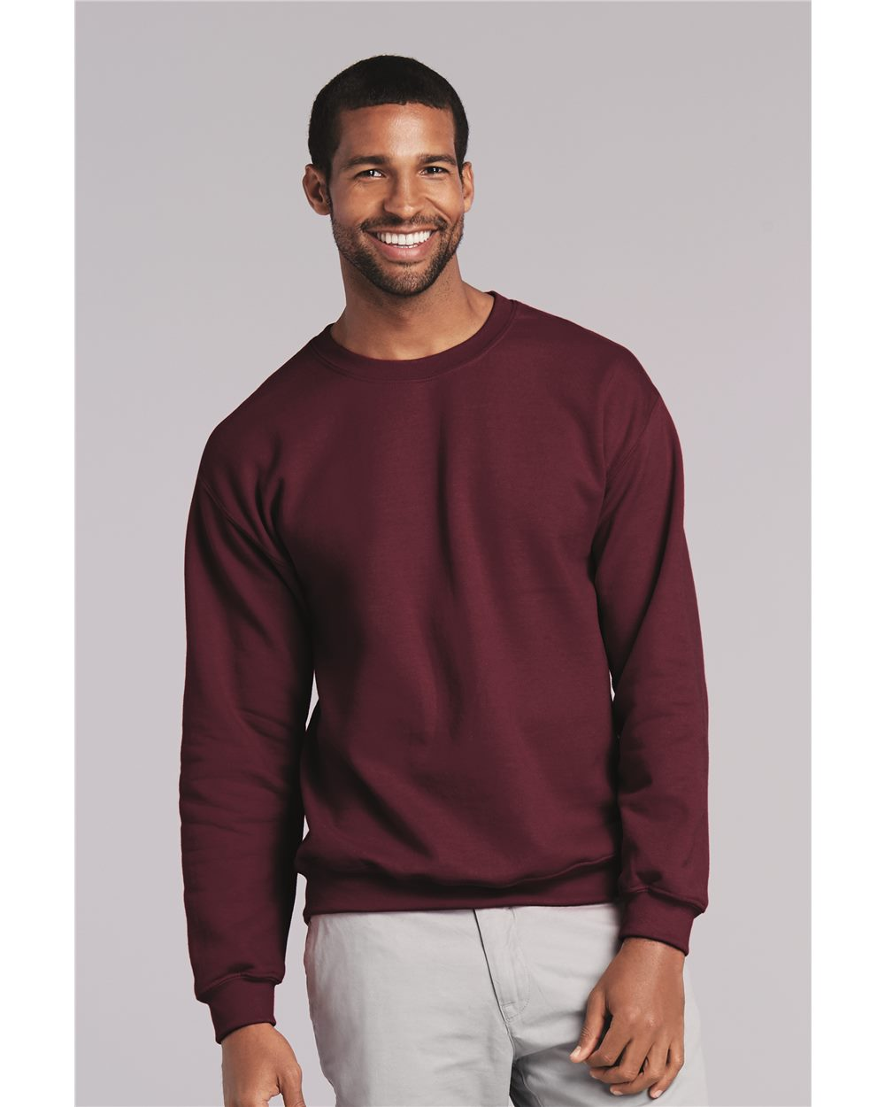 Gildan 18000 - Heavy Blend 8 oz., 50/50 Fleece Crewneck ...