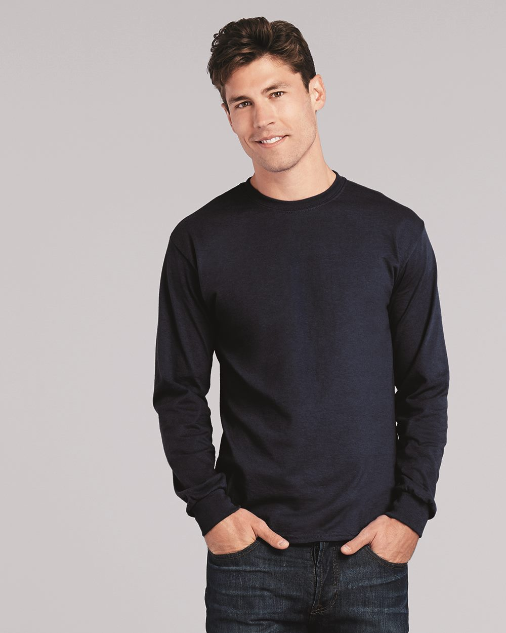 Gildan 8400-DryBlend 50/50 Long Sleeve T-Shirt