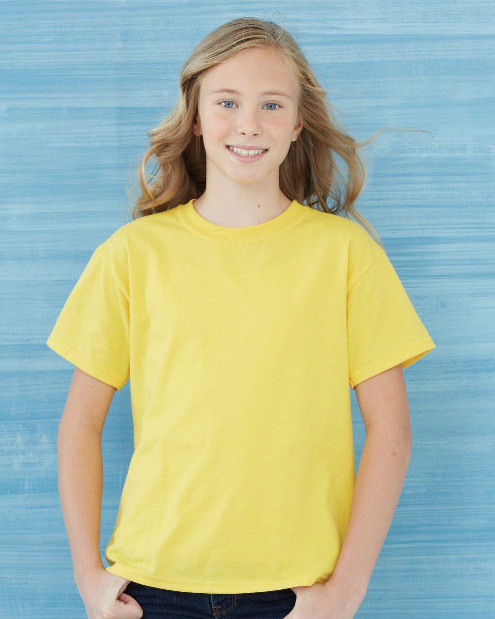 Gildan 8000B - Youth DryBlend T-Shirt