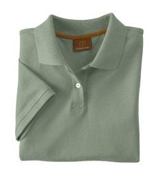 Harriton M100W 女士短袖单珠地(布)T恤