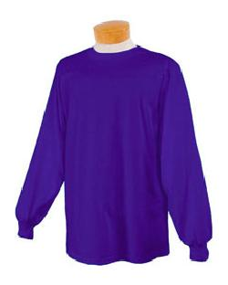 Jerzees 363LS  5.6 oz., 100% Heavyweight Cotton Long-Sleeve T-Shirt