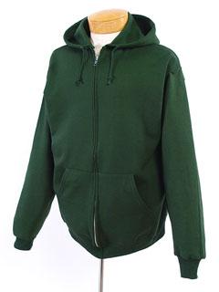 Jerzees 4999  9.5 oz., 50/50 Full-Zip Hoodie