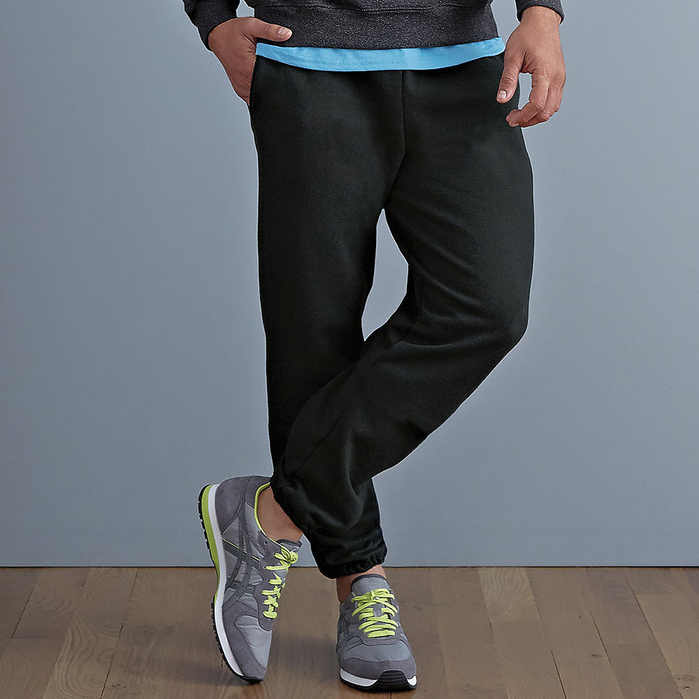 Jerzees 4850MP运动衫带口袋宽松运动裤