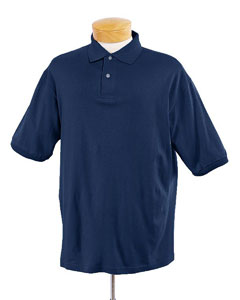 Jerzees 437Y Youth 5.6 oz., 50/50 Short-Sleeve Jersey Polo with SpotShield