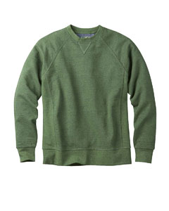 PlayBack 9995  Crew Neck with Ribbed Side Panel