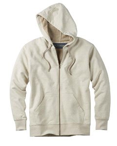 Enza 340T79 - Ladies Full Zip Fleece Hoodie - Tall $22.90