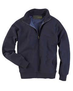 PlayBack 9992  Track Jacket with Ribbed Side Panel