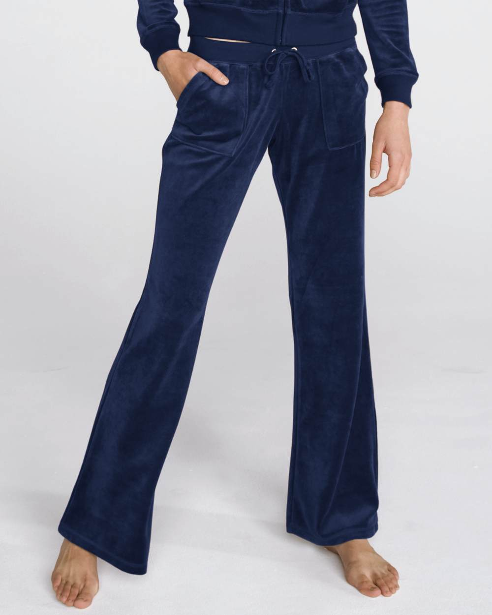 Bella 7817 velour pant