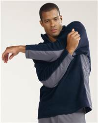 "alo M4004 Men""s Microfleece 1/4 Zip Pullover"