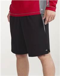 alo M6004 Birdseye Knit Jacquard Short