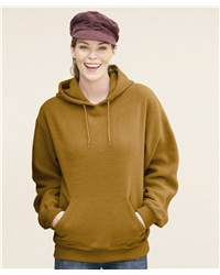 J. America 8850 Polar Fleece Hooded Sweatshirt