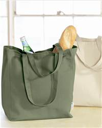 Anvil 505 Recycled 100% Recycled Canvas Tote