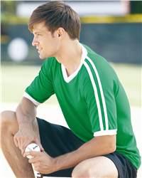 Augusta Sportswear 210 Shoulder Stripe Jersey