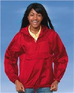Augusta Sportswear 3130 易收纳携带半拉链套头毛线套衫