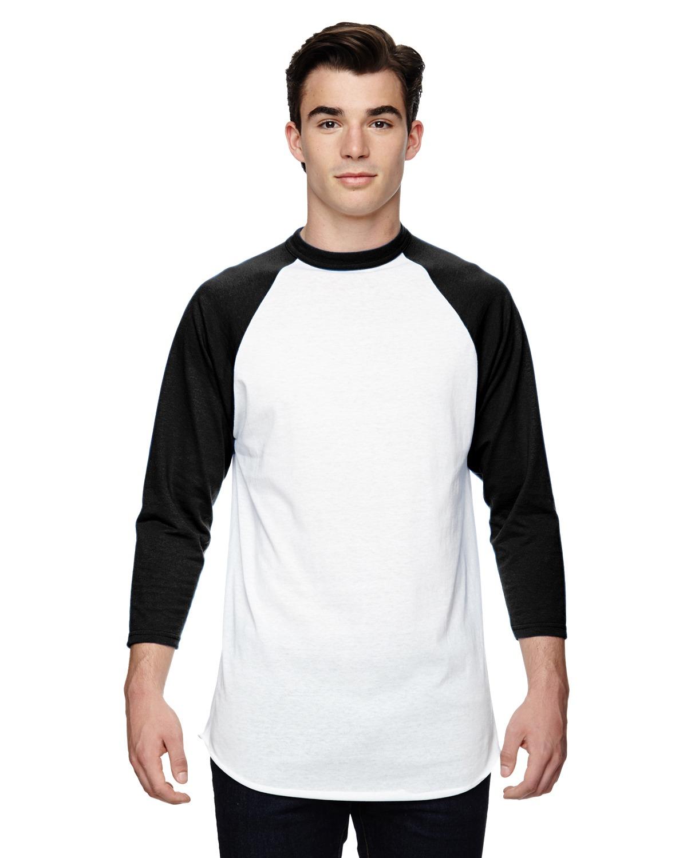 Augusta Sportswear 420 3/4 Sleeve Baseball Jersey