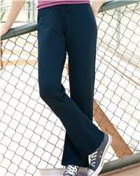 Badger Sport 1257 Ladies' Open Bottom Fleece Pants