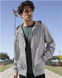 Badger Sport 1290 Full-Zip Hooded Sweatshirt