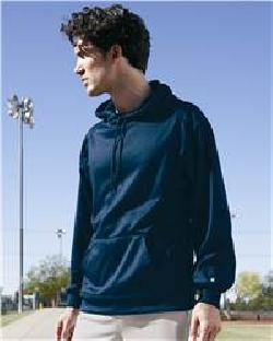 Badger Sport 1454 BT5 Moisture Management Hooded Sweatshirt