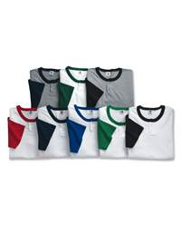 Badger Sport 7929 Colorblock Henley