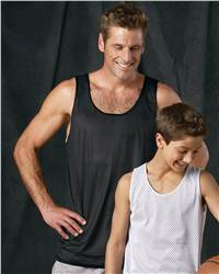 BadgerSport 8529 Pro Mesh Reversible Tank