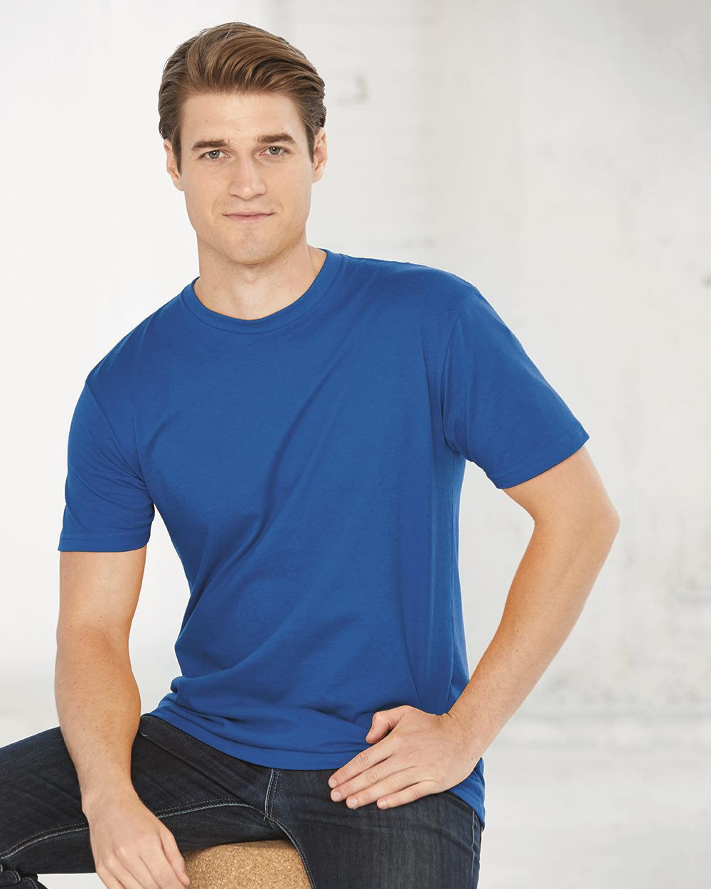 Bayside 2905 Union Made Short Sleeve T-Shirt