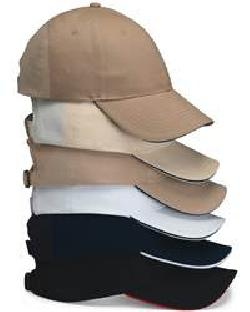 Bayside 3621 Structured Twill Cap