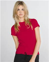 bella 800 Ladies' Cotton/Spandex Short Sleeve T-Shirt
