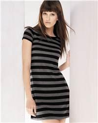 bella 8206 Ladies' Zoe T-Shirt Dress