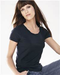 bella 8422 Ladies' Shannon Short Sleeve Modal Blend T-Shirt