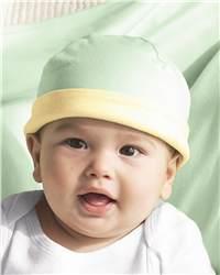 bella baby 150 1x1 Rib Infant Reversible Beanie