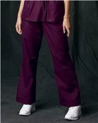 Bill Blass BBH1008 Elastic Scrub Pants