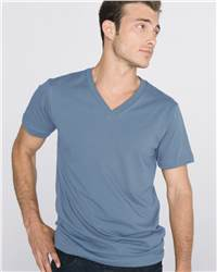 Canvas 3005 Delancey Short Sleeve V-Neck T-Shirt