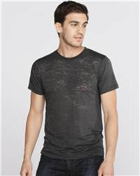 Canvas 3601 Burnwood Burnout T-Shirt