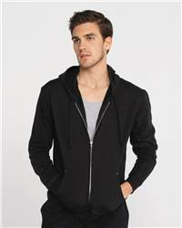 Canvas 3705 men's Full-Zip Hooded Sweatshirt