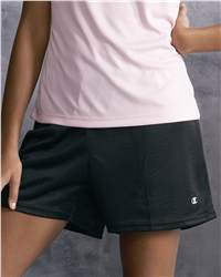 Champion CA33 Ladies' Tagless Active Mesh Shorts