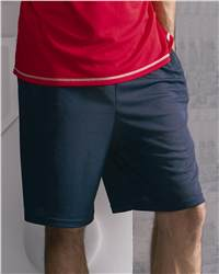 Champion T822 Double Dry Mesh Shorts with Piping
