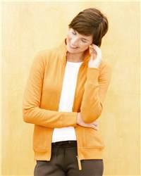 Colorado Clothing 0507 Soybu Vintage Ladies' Mock Full-Zip Jacket