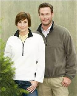Colorado Clothing 22220 Ladies' Classic Fleece 1/2 Zip Pullover
