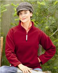 Colorado Clothing 2730 Ladies' Microfleece 1/4 Zip Pullover