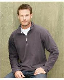 Colorado Clothing 6196 Lightweight Microfleece 1/4 Zip Pullover