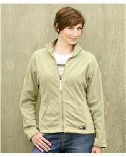 Colorado Clothing 6358 Ladies'  Lighweight Microfleece Full-Zip Jacket