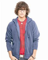 Comfort Colors 1564 Pigment-Dyed Frayed  Full-Zip Hooded ...