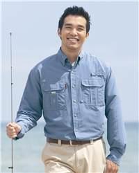 DRI DUCK 4301 Outfitter Long Sleeve Fishing Shirt