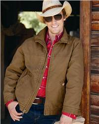 DRI DUCK 5028 Maverick Boulder Cloth Jacket with Blanket ...