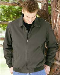 DRI DUCK 5898 Navigator Organic Cotton Twill Jacket